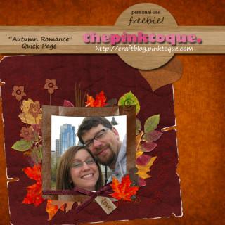 Autumn Romance QP