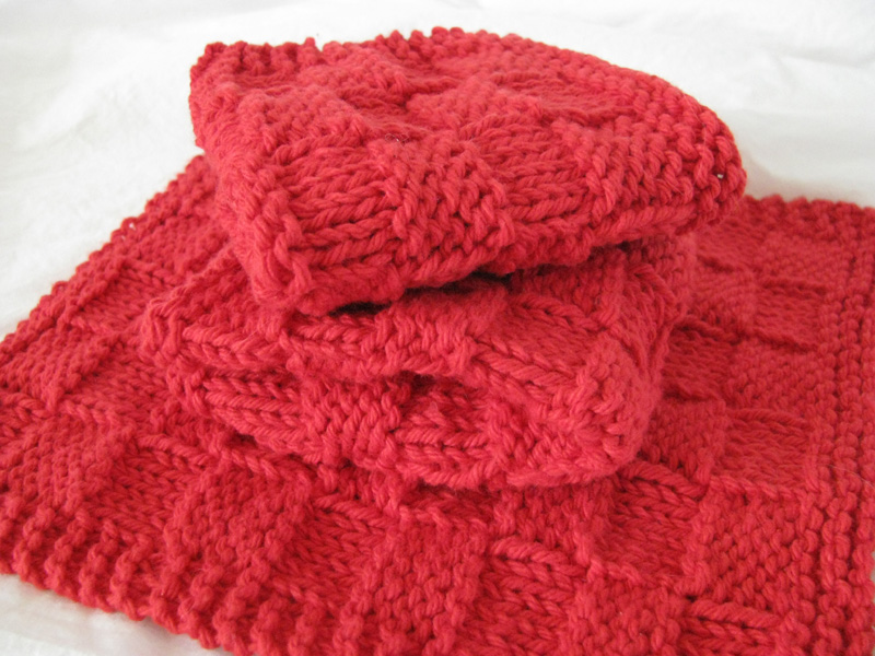 Grandma's Favorite Dishcloth-Knit | Dish and Wash Cloth Mania