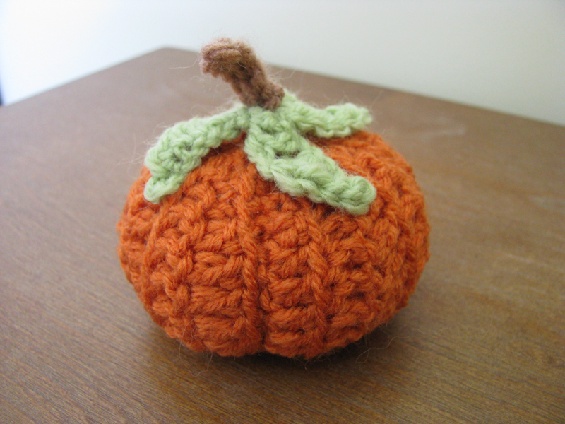 Crochet Spot » Blog Archive » Crochet Pattern: Pumpkin Hat
