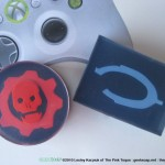 gears of war and halo geek soap