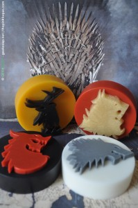 Game of Thrones soap by GEEKSOAP