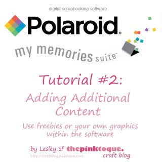 My Memories Suite software Tutorial 2