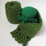 Scarfthulhu Cthulhu scarf