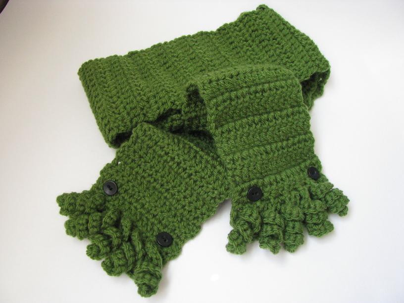 The Pink Toque Crochet