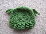 The new baby version of my Cthulhu Toque. Get yours now!