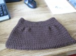 Work In Progress - Crochet Handbag Take 2
