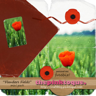 Flanders Fields Freebie
