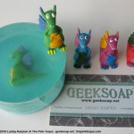 How to Train Your Dragon geek soap