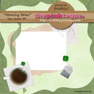 Morning Brew Tea Lovers QP